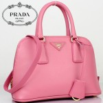 PRADA-BL0838-1 普拉達新款單肩手提包