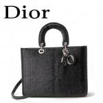 Dior 6323-15 單肩斜跨雙用包 LADY DIOR 戴妃包