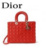 Dior 6323-11 欧美经典菱格 LADY DIOR 戴妃包