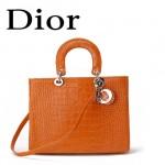 Dior 6323-17 單肩斜挎雙用包 LADY DIOR 戴妃包