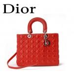 Dior 6323-12 欧美经典菱格 LADY DIOR 戴妃包