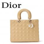 Dior 6323-18 欧美经典菱格 LADY DIOR 戴妃包