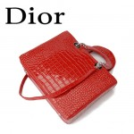 Dior 6323-10 單肩斜跨雙用包 LADY DIOR 戴妃包