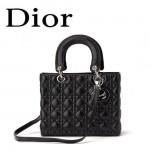 Dior 6325-10 欧美经典菱格 LADY DIOR 戴妃包