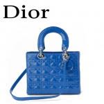 Dior 6325-15 欧美经典菱格 LADY DIOR 戴妃包