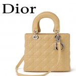 Dior 6325-22 欧美经典菱格 LADY DIOR 戴妃包