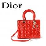 Dior 6325-11  欧美经典菱格 LADY DIOR 戴妃包