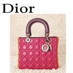 Dior 6325-23 欧美经典菱格 LADY DIOR 戴妃包