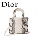 Dior 6325-2  單肩斜跨雙用包 LADY DIOR 戴妃包