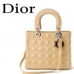 Dior 6325-20 欧美经典菱格 LADY DIOR 戴妃包