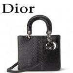Dior 6325-16 單肩斜跨雙用包 LADY DIOR 戴妃包