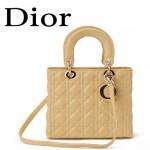 Dior 6325-21 欧美经典菱格 LADY DIOR 戴妃包
