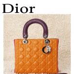 Dior 6325-24 欧美经典菱格 LADY DIOR 戴妃包