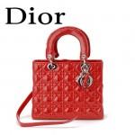 Dior 6325-12 欧美经典菱格 LADY DIOR 戴妃包