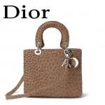 Dior 6325-18 單肩斜跨雙用包  LADY DIOR 戴妃包