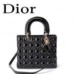 Dior 6325-7  欧美经典菱格 LADY DIOR 戴妃包