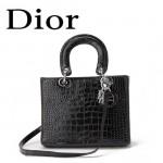 Dior 6325-4  單肩斜跨雙用包 LADY DIOR 戴妃包
