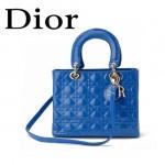 Dior 6325-14 欧美经典菱格 LADY DIOR 戴妃包