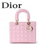 Dior 6325-5 欧美经典菱格 LADY DIOR 戴妃包