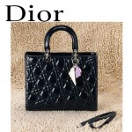 Dior 6365-5  欧美经典菱格 LADY DIOR 戴妃包