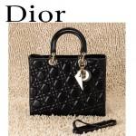 Dior 6365  欧美经典菱格 LADY DIOR 戴妃包