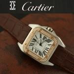 Cartier- 12- 卡地亞瑞士石英滿天星系列手錶