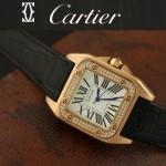 Cartier- 15- 卡地亞瑞士石英滿天星系列手錶