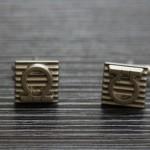 萬寶龍MONTBLANC 1399  超精細造工袖釘袖扣