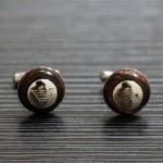 萬寶龍MONTBLANC 1377 超精細造工袖釘袖扣
