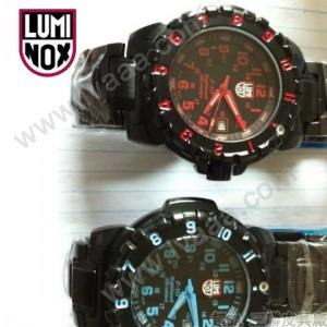 luminox 魯美諾斯軍錶 6402 F-117空軍手錶 男士戶外運動防水全鋼手錶 自髮光軍錶