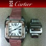 Cartier- 29- 卡地亞手錶