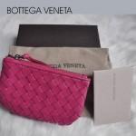 專櫃 BV 新款男女士通用多色多功能零錢包 卡包錢包鑰匙包 硬幣包