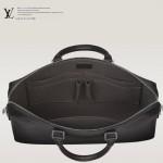 LV M41248 時尚潮流新款男士手提肩背包公文包