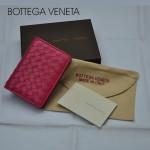 專櫃BV經典錢包小牛皮手工編織錢夾兩折短款皮夾女士卡包