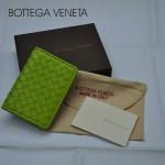專櫃BV經典錢包小羊皮手工編織錢夾兩折短款皮夾女士卡包