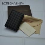 專櫃 BV 小羊皮編織女士款兩折短款錢包106-10