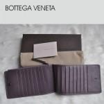 專櫃 歐美時尚 BV 編織卡包  羊皮卡片夾 手包錢夾 長款拉鏈包包