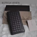 專櫃新款 BV 錢包 小牛皮編織 錢夾 男士西裝夾 頂級商務休閑 錢夾