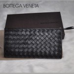 新款 BV 錢包編織羊皮高檔女士長夾男士手包卡包8041