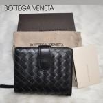 專櫃 歐美時尚 BV 羊皮經典編織錢包8048-3