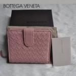 專櫃 歐美時尚 BV 羊皮經典編織錢包8048-2