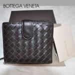 專櫃 歐美時尚 BV 羊皮經典編織錢包8048-1