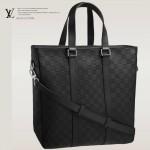 LV N41227 新款男士 肩背包 手提包