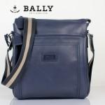 BALLY 巴利-0064-2  單肩斜跨包藍色