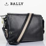 BALLY 巴利0069-1 男手提單肩斜跨包黑色