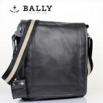 BALLY 0067-1男士公文包斜跨手提男包單肩包黑色