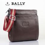 BALLY 巴利-0064  單肩斜跨包咖啡色