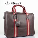 BALLY 0072 手提商務 巴利男包 時尚OL商務包