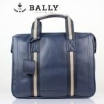 BALLY 0072-2 手提商務 巴利男包 時尚OL商務包