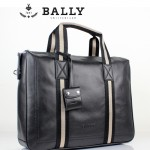 BALLY 0072-1 手提商務 巴利男包 時尚OL商務包